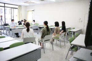 2020年度教採対策講座の様子2