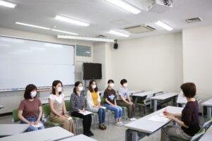 2020年度教採対策講座の様子3